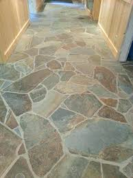 Outdoor Stone Flooring Flag Indoor Outside Laminate