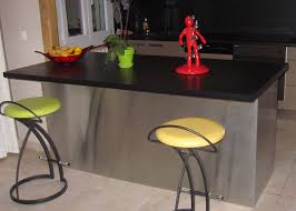 habillage cuisine inox en cuisine vos réalisations avec steel 2 steel mag