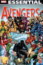 Marvel Two In One Annual 2 Written And Drawn By Jim Starlin Reprinted Essential Volume Also Both Avengers