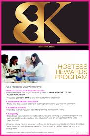 Who Doesnt Love To Party And Earn FREE Things While Doing So Bedroom Kandis Hostess Rewards Programs Is All The Reason WHY Host A