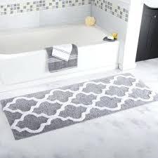 Large Bathroom Rug Ideas by Smartness Bathroom Floor Runners Top Best Large Bathroom Rugs