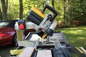 Dewalt Tile Cutter D24000 by Dewalt D24000 Wet Tile Saw A Concord Carpenter