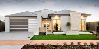 100 House Designs Wa Newtown Front Elevation Western Australia Facade House