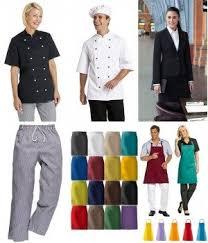 vetement de cuisine vêtement de travail blouse veste cuisine costume chaussures