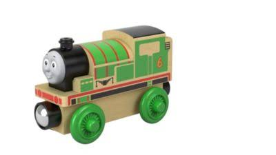Fisher Price Thomas and Friends Wooden Engine - Percy