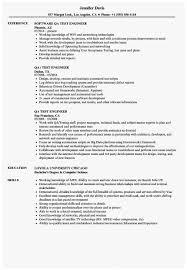 Manual Testing Resume Sample Marvelous Fresher Testing Cv ...
