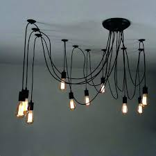 chandeliers swag hook black v ceiling or wall hook for any