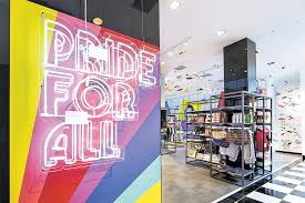 Bloomingdale's Debuts 'Pride For All' Rainbow Pop-up Shop How To Locate Bloomingdales Promo Codes 95 Off Bloingdalescom Coupons May 2019 Razer Coupon Codes 2018 Sugar Land Tx Pinned November 16th 20 Off At Or Online Via Promo Parker Thatcher Dress Clementine Womenparker Drses Bloomingdales Code For Store Deals The Coupon Code Index Which Sites Discount The Most Other Stores With Clinique Bonus In United States Coupons Extra 2040 Sale Items