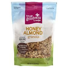 Christmas Tree Preservative Aspirin by True Goodness Honey Almond Granola 12 Oz Meijer Com