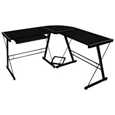corner computer desk black desks workstations best buy canada