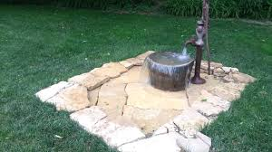 Myers Well Pump Fountain - YouTube Outdoor Fountains At Lowes Pictures With Charming Backyard Expert Water Gardening Pond Pump Filter Solutions For Clear Backyards Mesmerizing For Water Fountain Garden Pumps Total Pond 70 Gph Pumpmd11060 The Home Depot Large Yard Outside Fountain Have Also Turned An Antique Into A Diy Bubble Feature Ceramic Sphere Pot Sunnydaze Solar Pump And Panel Kit 80 Head Medium Oput 1224v 360 Myers Well Youtube