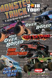 Monster Truck Throwdown | Eau Claire Big Rig Truck Show