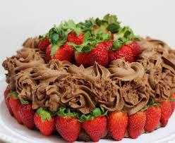Free Birthday Cake The Ultimate Chocolate Birthday Cake Gluten Free Dairy Free Egg With Brown