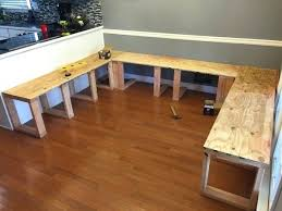 Diy Dining Room Table Build Of Good Ideas About On Creative