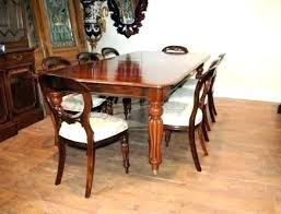 Antique Mahogany Dining Room Sets For Sale Table And Chairs Solid Set Luxury Mag