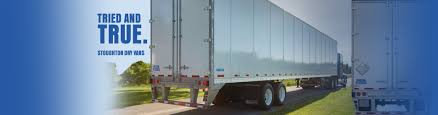 100 Stoughton Trucking Trailers Home