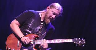 Derek Trucks Appears On Marc Maron's WTF Podcast