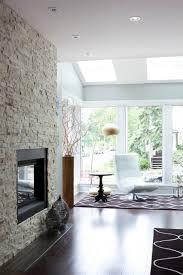 wandverkleidung in steinoptik ideen fürs wohnzimmer