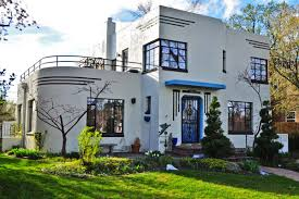 100 Art Deco Architecture Homes 5 Types Of Historic In Park Hill And Denver IHOMES
