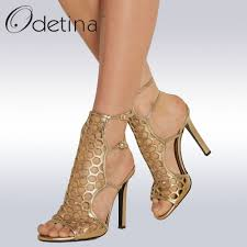 online get cheap high heel gold aliexpress com alibaba group