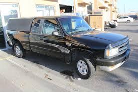 1994 MAZDA B4000 PICKUP WITH CANOPY 168000KM 5 SPEED 2WD ...