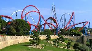 5 minutes walk to port aventura and 6599306