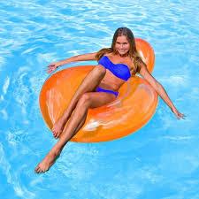siege de piscine gonflable intex fauteuil de piscine gonflable adulte glossy 137 x 122 cm