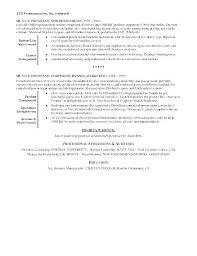 Australian Resume Sample Hospitality Industry For