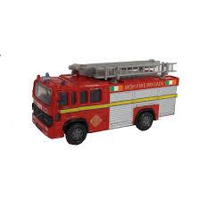 100 Diecast Fire Truck Irish Engine Die Cast Model