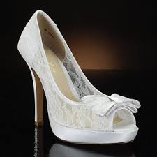 BRIANNA LEIGH QUEEN 321 Wedding Shoes and QUEEN 321 Dyeable Bridal