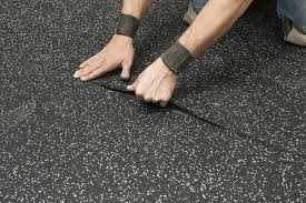 Professional Gym Rubber Flooring Sales And Expert Installation