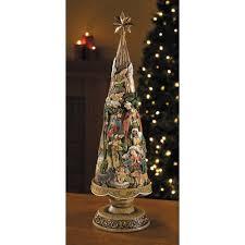 Nativity Christmas Tree Figurine 20