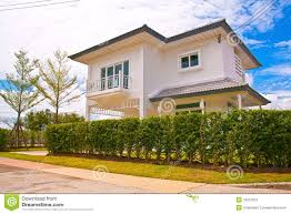 100 Thai Modern House Modern Style House Stock Photo Image Of Exterior