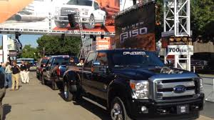 100 Texas Trucks Are Big At State Fair VIDEO CBS Detroit