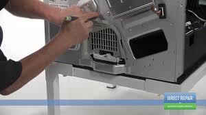 changer la pompe de condensation dans un sèche linge