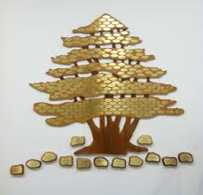 Christmas Tree Shop Freehold Nj by Lebanese Tree Our Lady Of Lebanon Designs By W E Baum