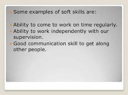 skills and abilities for resumes exles resume template skills skills and soft skills