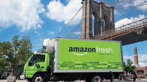 100 Green Trucks Invasion Of The Little Green Trucks AmazonFresh Coming To KC