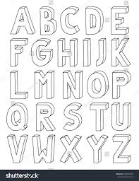 Letter Format A4