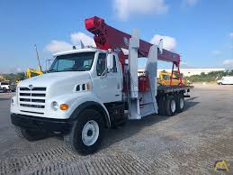 Manitowoc 2278 22-ton Boom Truck Crane On Sterling For Sale Trucks ...