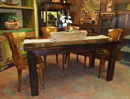 24 totally inviting rustic dining room designs