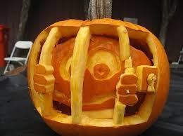 Kenova Pumpkin House by Ot Happy Halloween If A Bit Early Printable Version