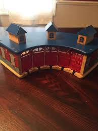 Trackmaster Tidmouth Sheds Ebay by 100 Tidmouth Sheds Wooden Turntable 14 Best Thomas Wooden