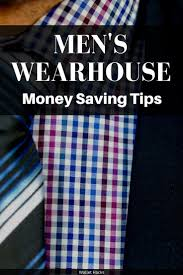 7 Men's Wearhouse Money Saving Tips Mens Wearhouse Warehouse Coupon Code Can You Use Us Currency In Canada Online Flight Booking Coupons Charlie Bana Clearance Coupon Toffee Art Whale Watching Newport Beach Wild Water Bath And Body 20 Percent Off Fiore Olive Oil Uf Uber Discount Carpet King Promo 15 Off Masdings Promo Code Codes Verified Wish June 2019 Boll Branch Codes New Hollister Gmc Service Enterprise Rental Sthub K Swiss Conns Computers