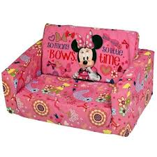 Minnie Mouse Flip Open Sofa Canada by Mickey Mouse Flip Sofa Bed With Sleeping Bag Scandlecandle Com