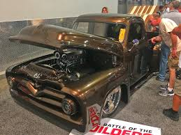 The 16 Craziest And Coolest Custom Trucks Of The 2017 SEMA Show ... 1966 Chevy C10 Current Pics 2013up Attitude Paint Jobs Harley Custom Slammed Chevy 3500hd Trucks Google Search Custom Autos How About Some Pics Of 7387 Short Beds Page 250 The 1947 Badass Slammed Truck Spotted At Sema 2015 Blacksheep Silverado Accuair Suspension Lowered Flat Red Low Life Pinterest 1941 Bag Man Total Cost Involved 97 1500 Youtube 1946 For Your Fix The Day Cmw Trucks 1985 Is So Sexy In Its Blacked Out Profile