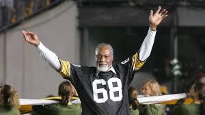 Original Iron Curtain Steelers by L C Greenwood Part Of Pittsburgh U0027s U0027steel Curtain U0027 Dies The