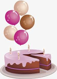 Exquisite birthday cake Vector Cake Birthday Cake PNG and Vector