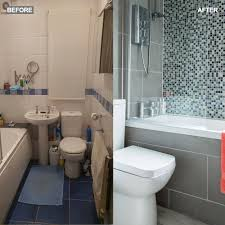 Before And After: Check Out How This Small Bathroom Was Transformed Luxury Ideas For Small Bathroom Archauteonluscom Remodel Tiny Designs Pictures Refer To Bathrooms Big Design Hgtv Bold Decor 10 Stylish For Spaces 2019 How Make A Look Bigger Tips And Tile Design 44 Incredible Tile And Solutions In Our Cape Shower Colors Tiles Tub 25 Photo Gallery Household