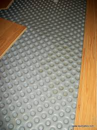 Floating Floor Underlayment Basement by Fancy Basement Floor Underlayment Installing A Floating Subfloor